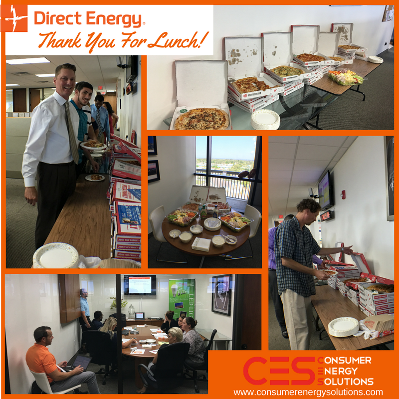 Consumer Energy Solutions Wishes To Thank Directenergy And Directenergybusiness For Coming Over Yesterday Doing A Training Sessio Energy Consumers Solutions