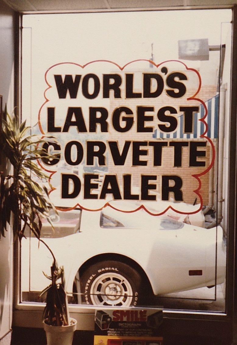 Malcolm Konner Chevrolet Corvette Worlds Largest Corvette Dealer