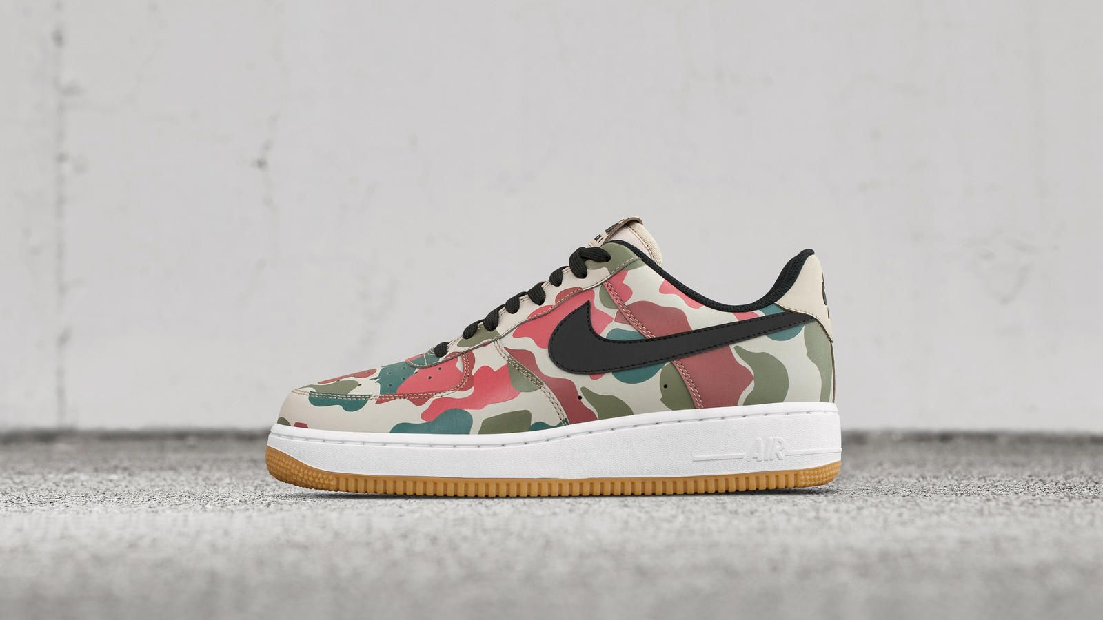 "Nike Air Force 1 Low ""Camo"" Pack (Jesień 2016) | Nike air"
