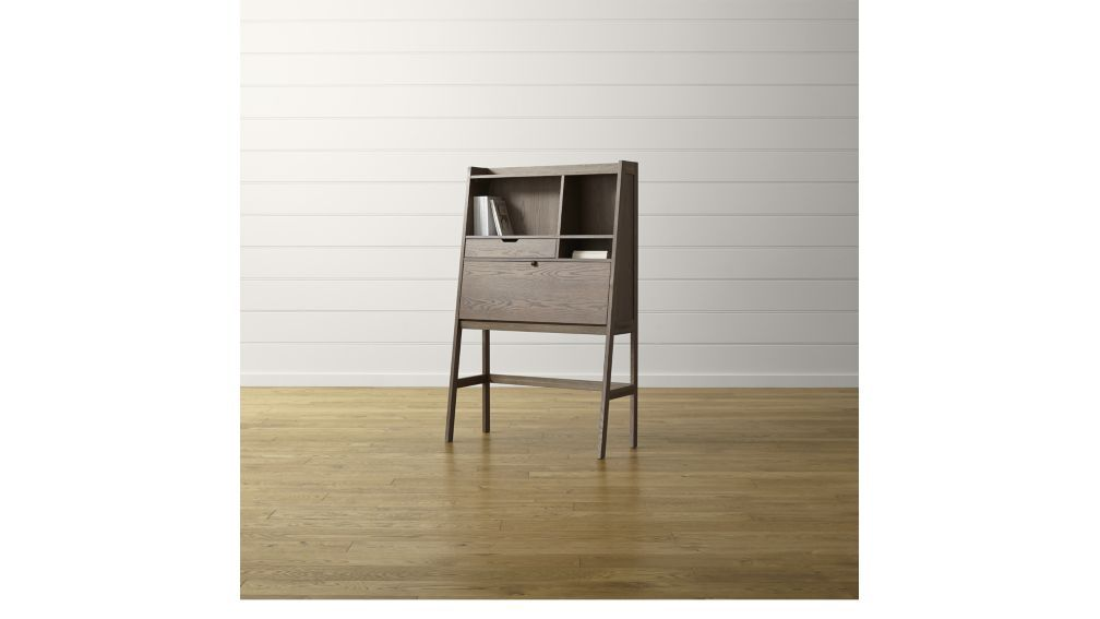Clarke Secretary Desk | Crate and Barrel, 12\