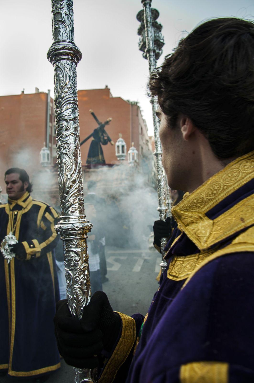 Fotografía de Magdaleno León Turrillo. Pasión -Ciudad Real- Realizada con cámara