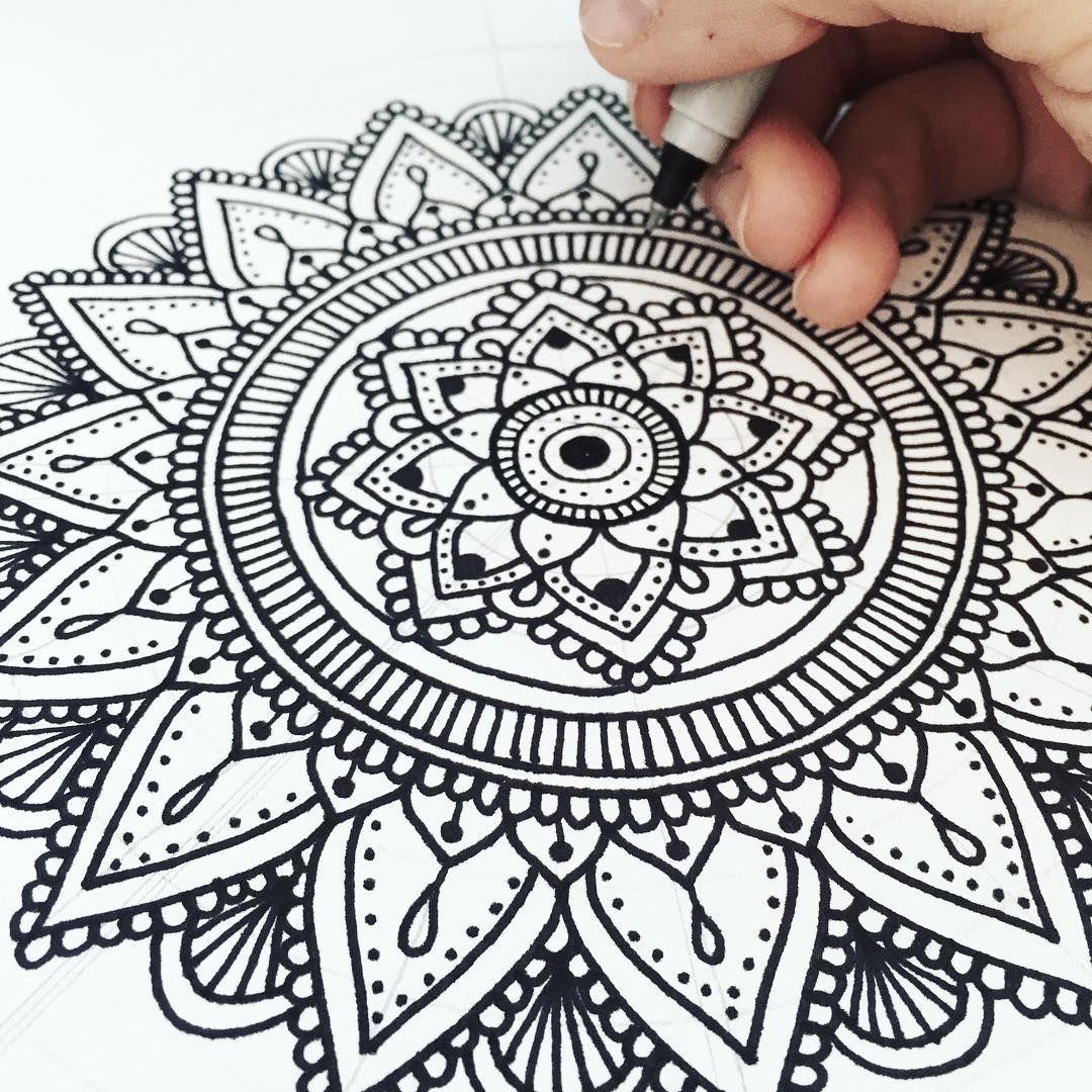 Color art mandala wonders - Puedes Crear M S De Lo Que Te Imaginas Zentangle Artist Puebla M Xico