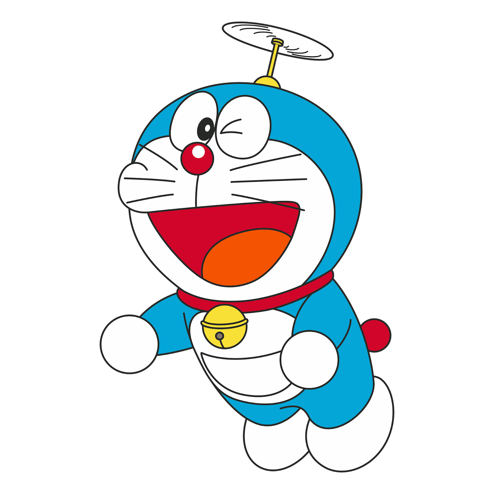 Doraemon 39 File CorelDraw