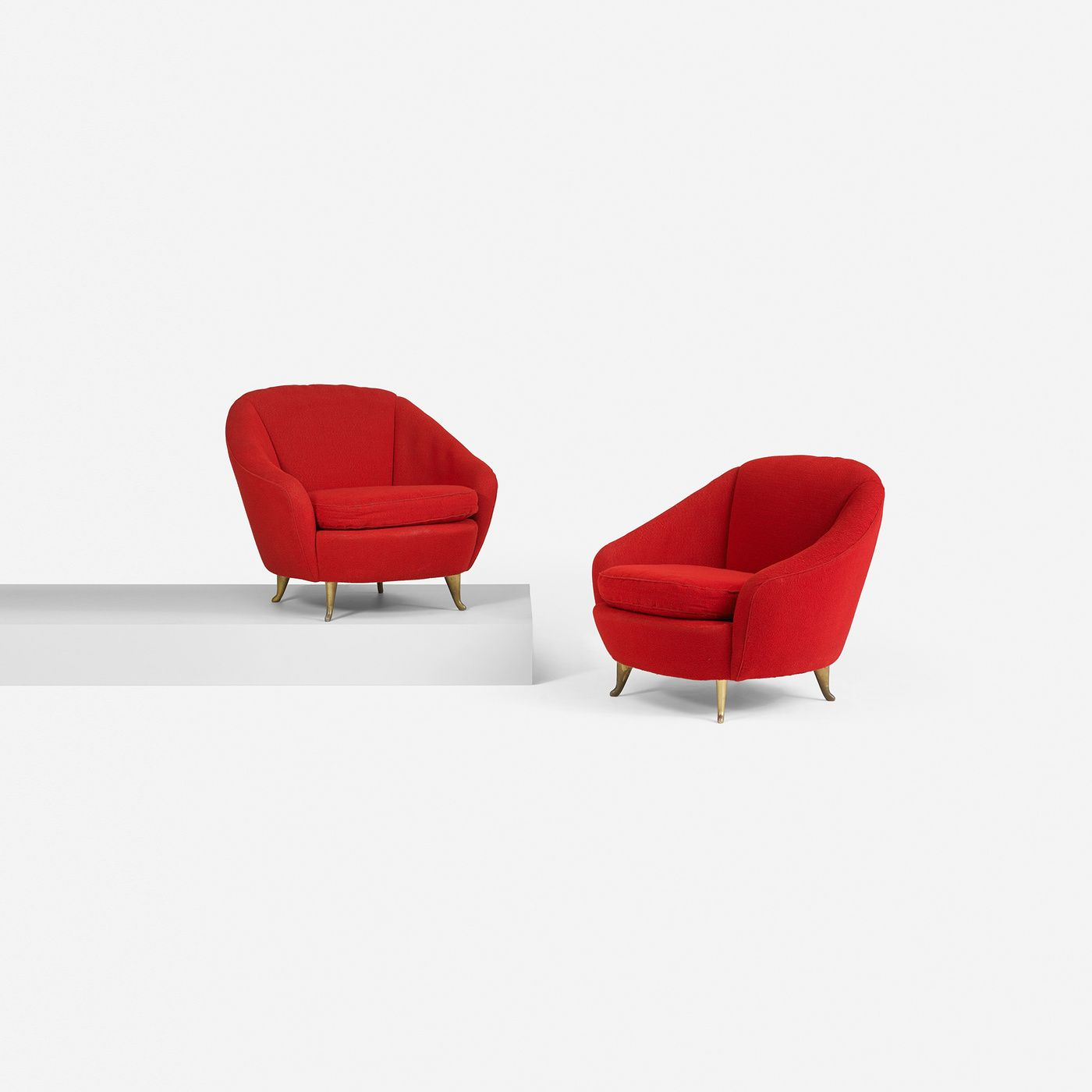 167 Gio Ponti lounge chairs pair Design 27 March 2014