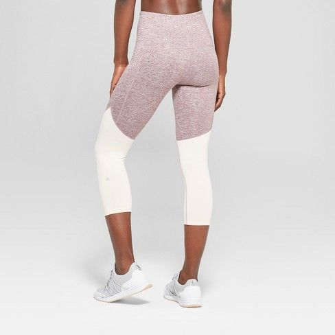 1d27bc083a8bc Women's Freedom High-Waisted Colorblocked Capri Leggings - C9 Champion® :  Target