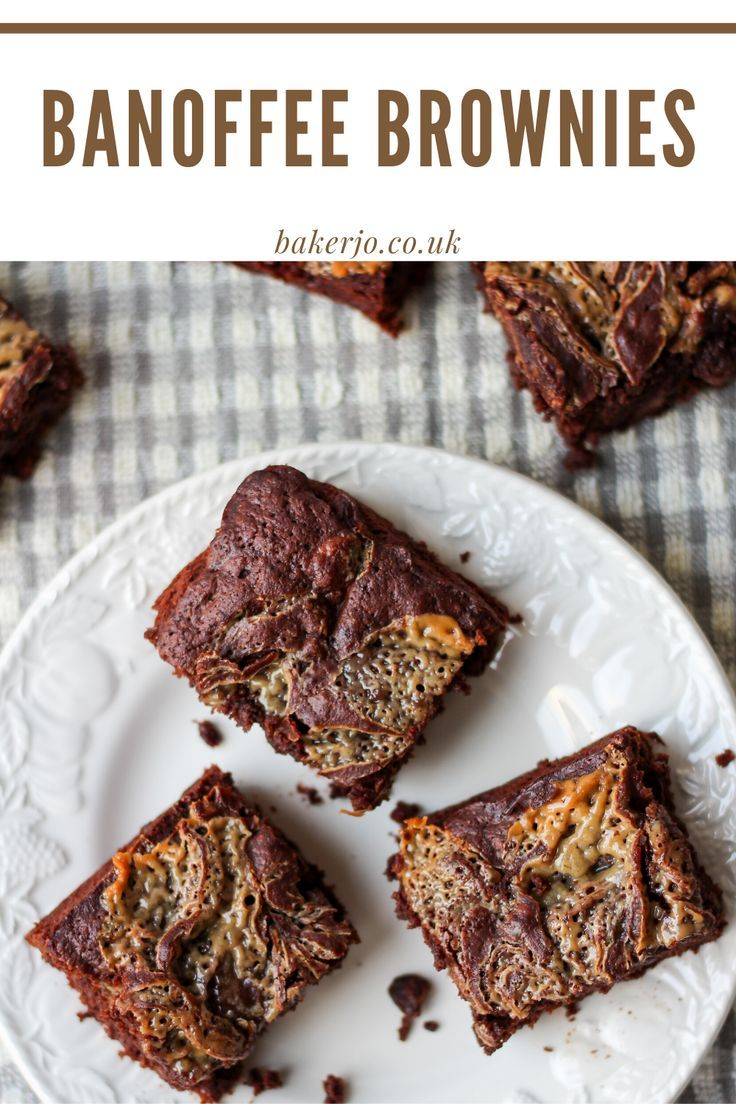 Photo of Banoffee Brownies