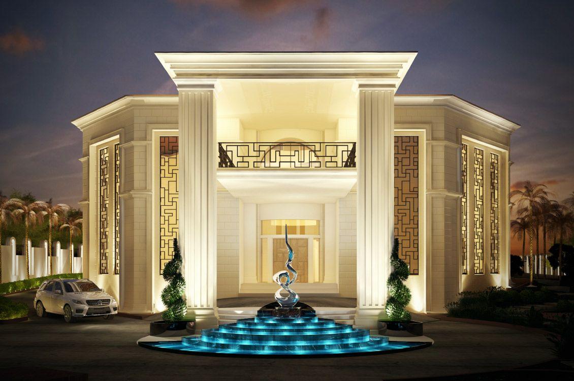 Pinned by 900ks modern mansion villa design house design classic house