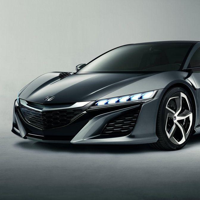 Concept Cars, Honda Prelude, Honda