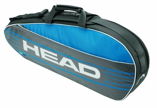 Head Elite Pro Tennis Bag By Head 45 12 The Elite Bag Series Offers Brilliant Functionality At An Affordable Price Tennis Bags Racquet Bag Head Tennis Bag