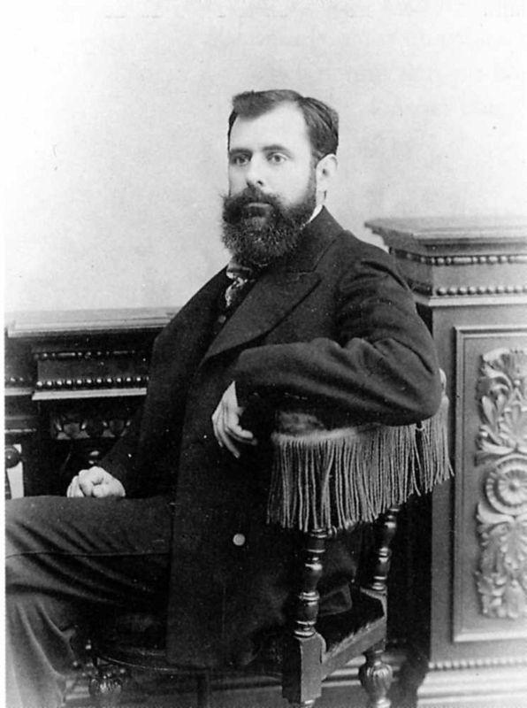 Gaspar homar bu ola 11 de septiembre de 1870 barcelona 5 de enero de 1953 se form en el - Ebanistas en barcelona ...