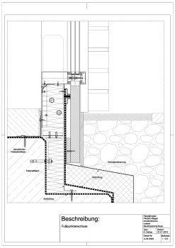 A030008 FußpunktanschlussA030008 Baukonstruktionen