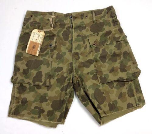 e7a1fb126a Polo-Ralph-Lauren-Men-Military-US-Army-Camo-Surplus-Combat-Cargo-Shorts- Pants