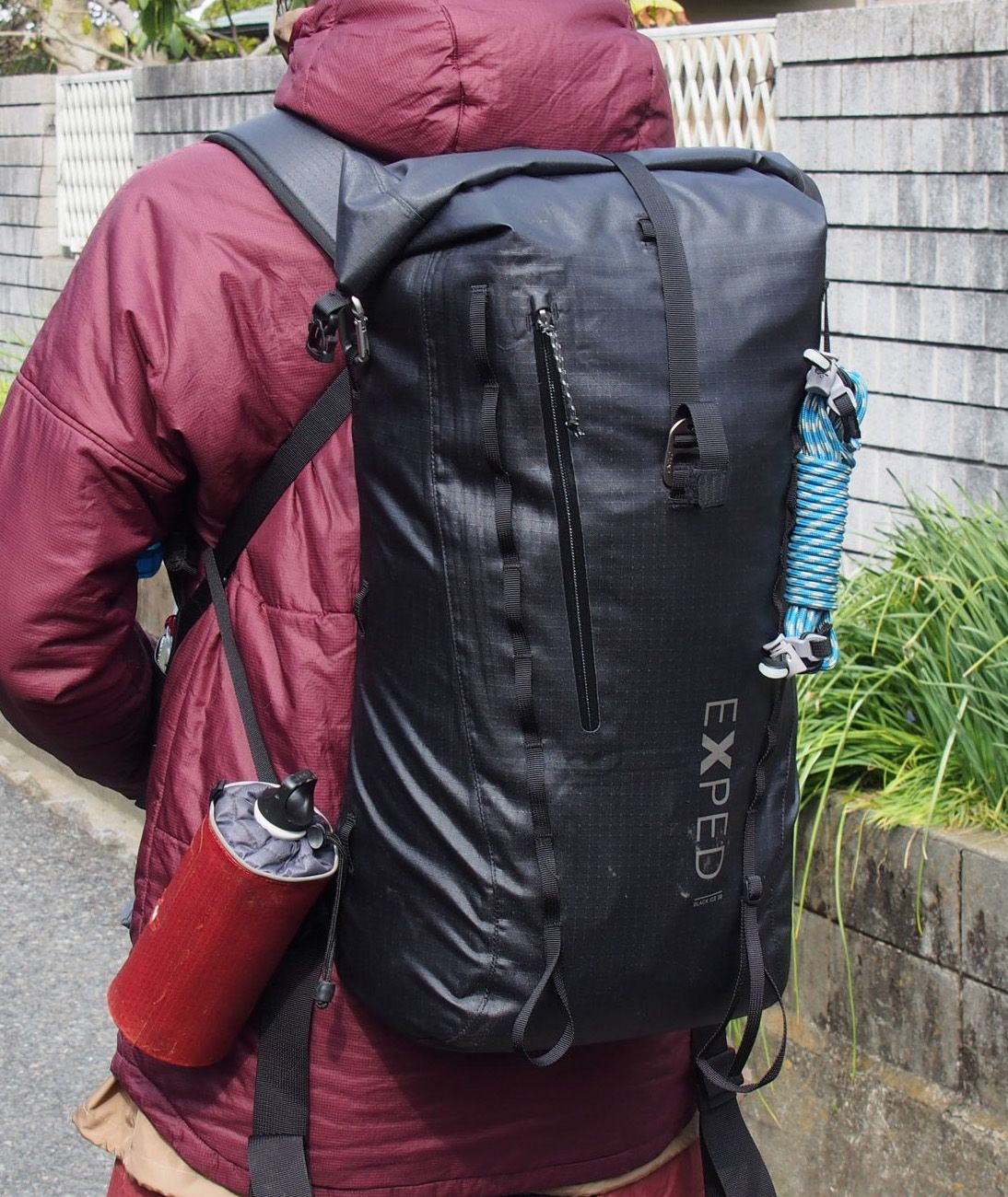 EXPED Black ICE 30 Backpacking, Backpacker, Travel Backpack, Satchel ce2b37ce3f7