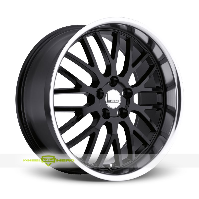Lumarai Lexus Kya Black Wheels For Sale For More Info Http Www Wheelhero Com Customwheels Lumarai Lexus Kya Black Rodas Personalizadas Auto Armas