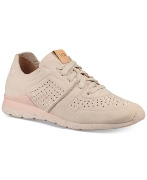 a120acc8e85 Ugg Tye Lace-Up Sneakers - Tan/Beige 5.5 | Products in 2019 | Uggs ...