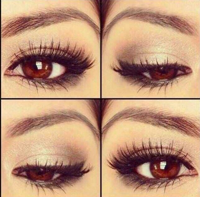 Make Up for Brown Eyes | Make Up for Photoshoots