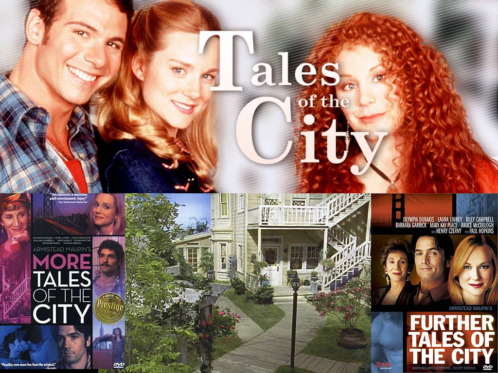 Tales Of The City 1993 Uk S Channel 4 More Tales Of The City 1998 Further Tales Of The City 2001 Classic Tv Favorite Tv Shows Movie Tv