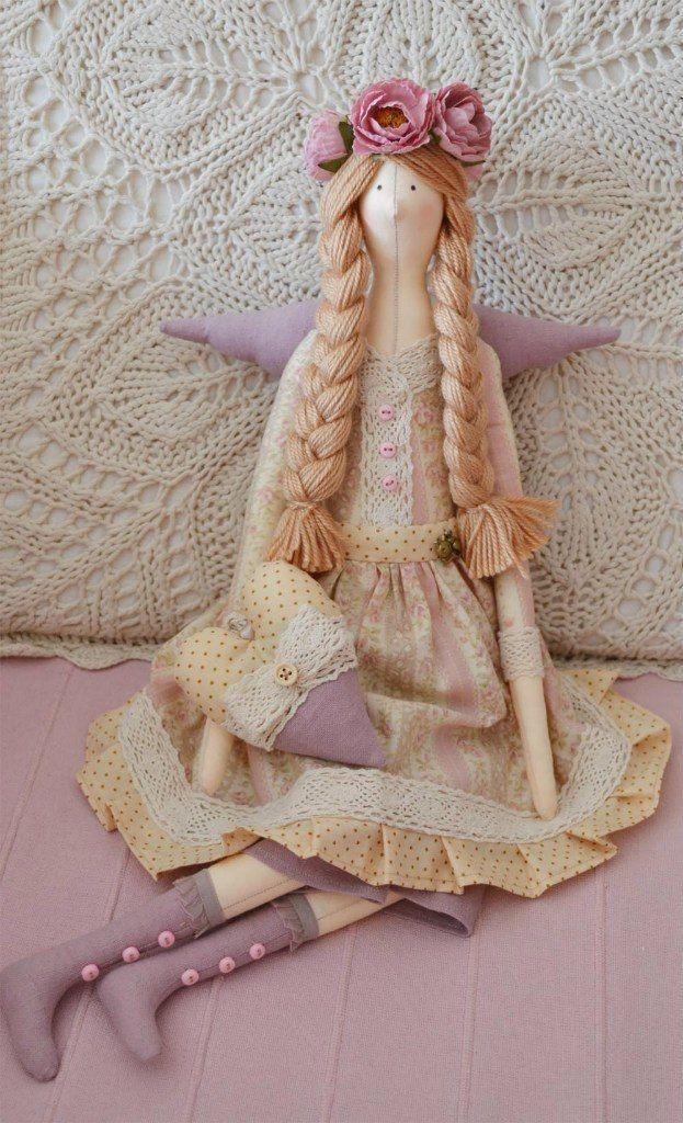 Muñeca de Tilde. Patrones, ideas * Tilda de mamá * | Tilda ...