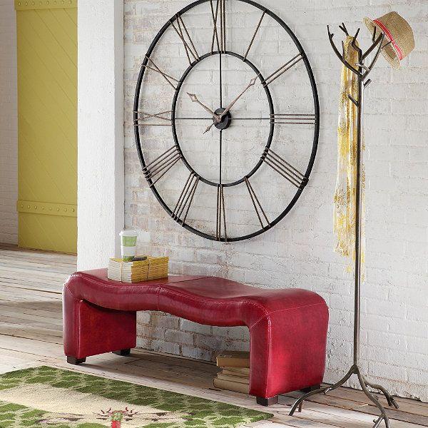 Postema Gallery Wall Clock Home Sweet Home Clock Decor