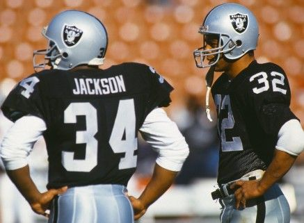 Bo Jackson Wallpapers Hd Oakland Raiders Football Raiders Players Oakland Raiders