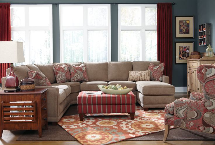 More Than Enough Room For Your Favorite Mix Of Accent Pillows Living Room Redo Living Room Inspiration Furniture