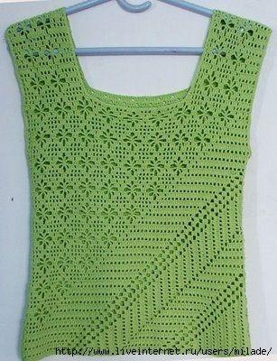 Crochet shirts collection free crochet diagrams crochetpedia crochet shirts collection free crochet diagrams crochetpediaspot ccuart Image collections