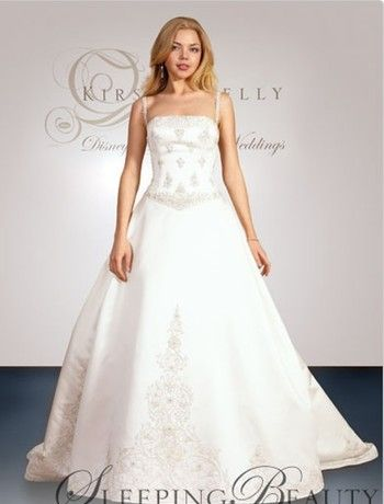 Kirstie Kelly For Disney Sleeping Beauty Wedding Gown