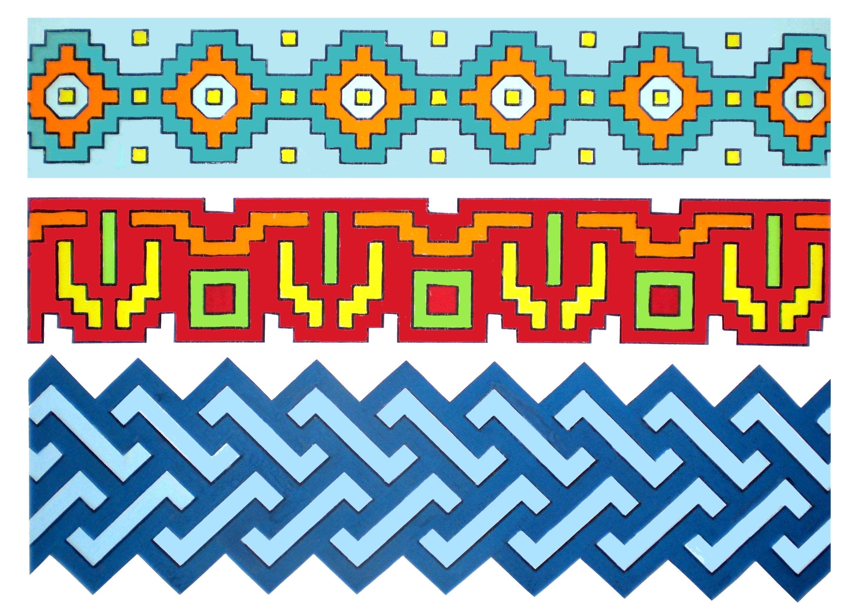 mayo | 2014 | DIBUJANTES | Grecas | Pinterest | Dibujo