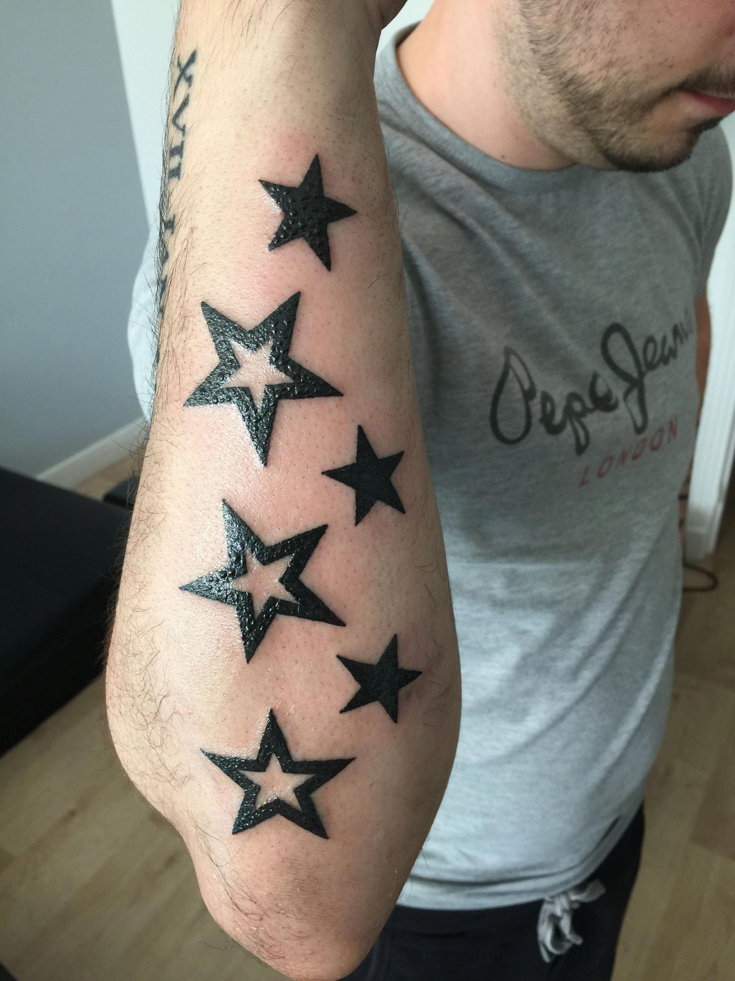 Forearm Tattoos For Men Designs Tattoosformen Star Tattoos Tattoos For Guys Wrist Tattoos For Guys