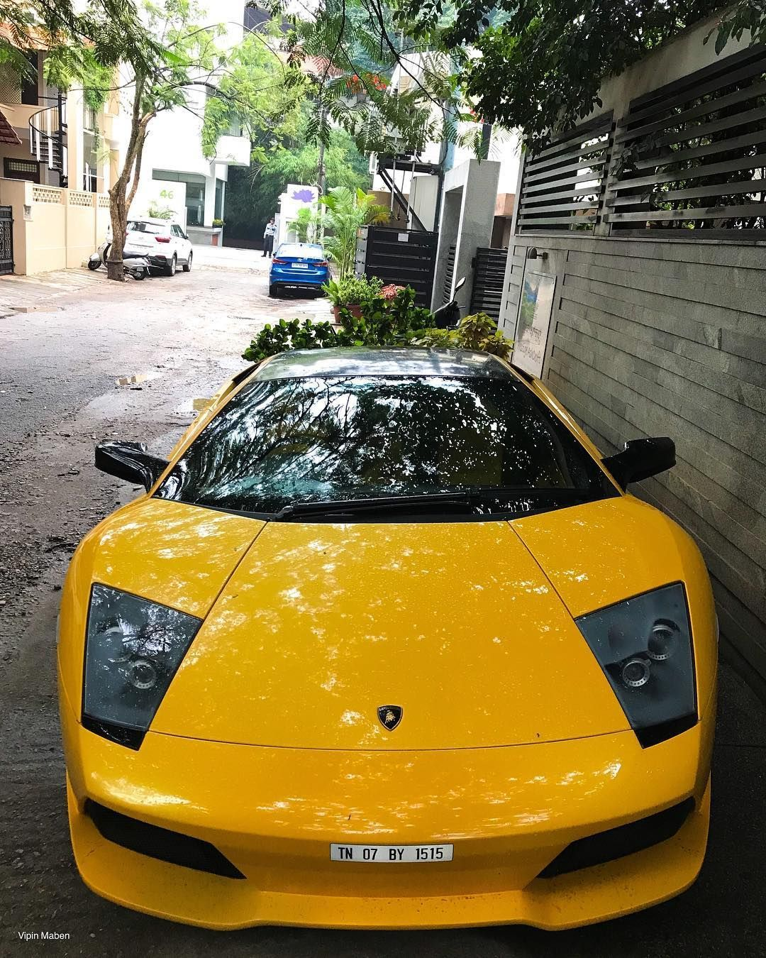 Caption Not Needed Lamborghini Murcielago Bangalore Cars