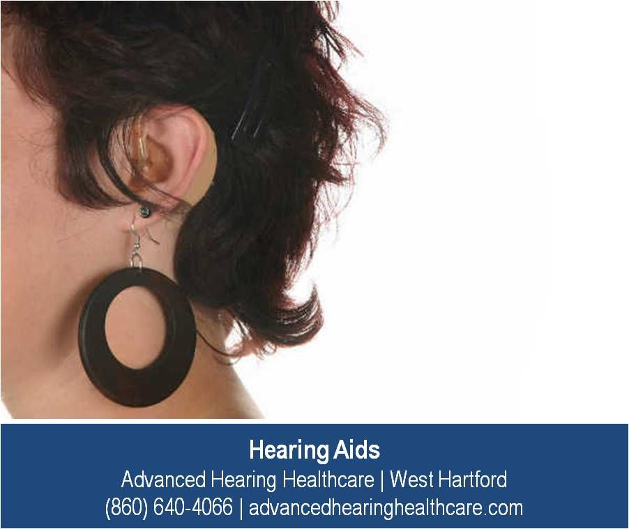 http://www.advancedhearinghealthcare.com/hearing-aids – Hearing aids are a lot less visible than most people think they are. Even if someone is looking directly at your ear instead of your eyes, they have to look really hard to see the newest in-the-canal and completely-in-canal hearing aids. Even the traditional behind-the-ear hearing aid is easy to conceal with slightly longer hair.