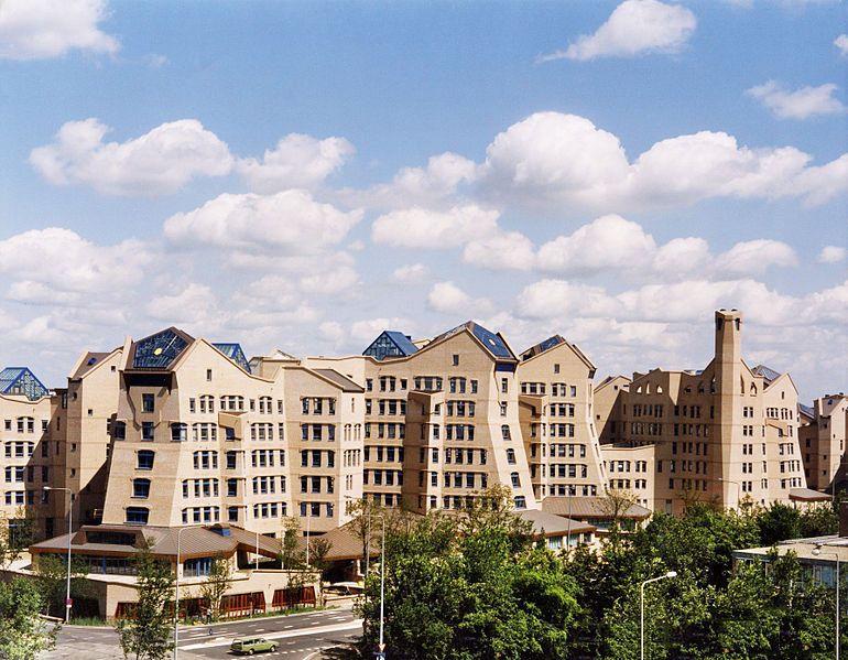 Alberts en Van Huut | Oficinas de ING | Amsterdam, Holanda | 1985
