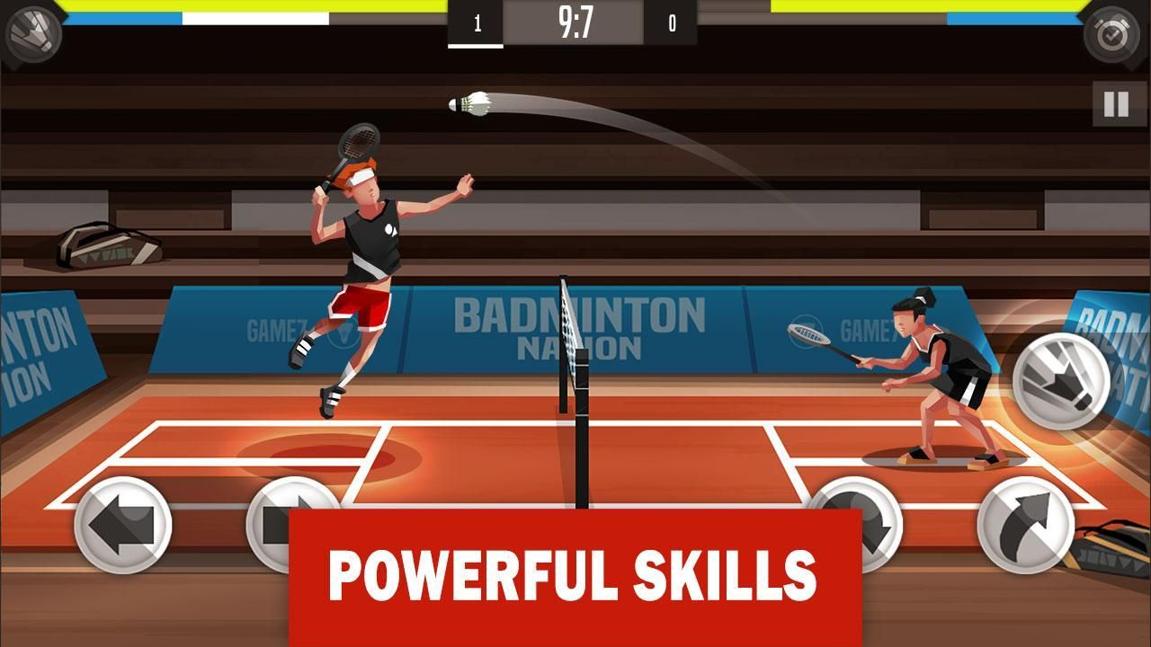 Badminton League Mod APK (Unlimited Coins) Free Download