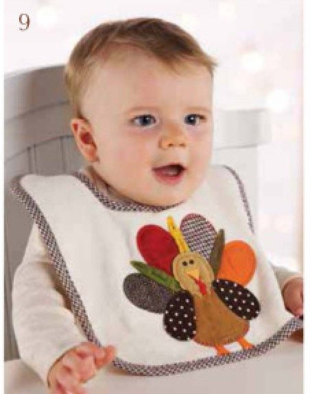 e4603178a Turkey Bib from Mud Pie. Baby's First Thanksgiving. Pre-Order now for Sept  delivery!