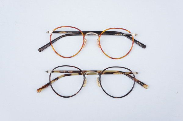 ebf842a1a05 OLIVER PEOPLES (オリバーピープルズ) OP-78R ポンメガネ