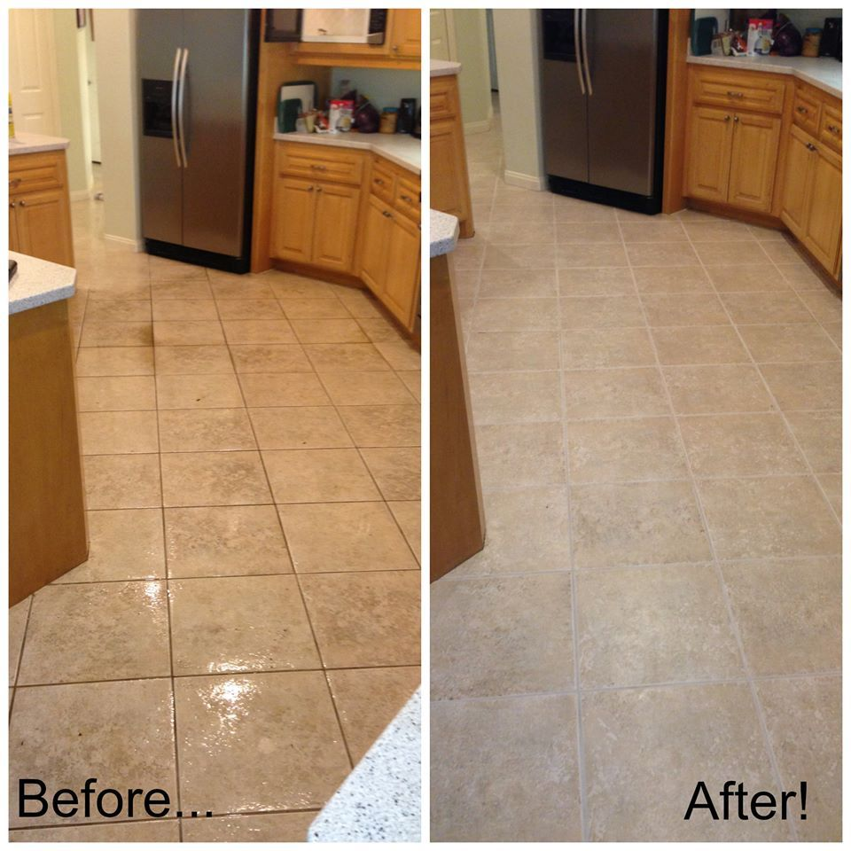 Could your grout be in need of a deep clean?