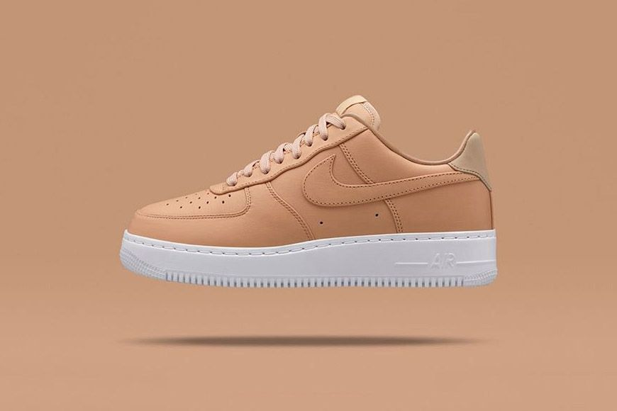 Authentic Air Force 1 Ultra Flyknit Low NikeLab Drops the Air Force 1 Low in Vachetta Tan