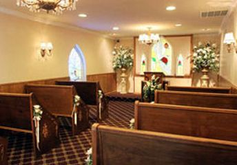 Graceland Storybook Wedding Chapel