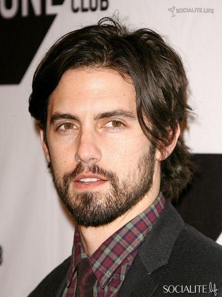 Milo Ventimiglia Guy Haircuts Long Beautiful Men Milo Ventimiglia
