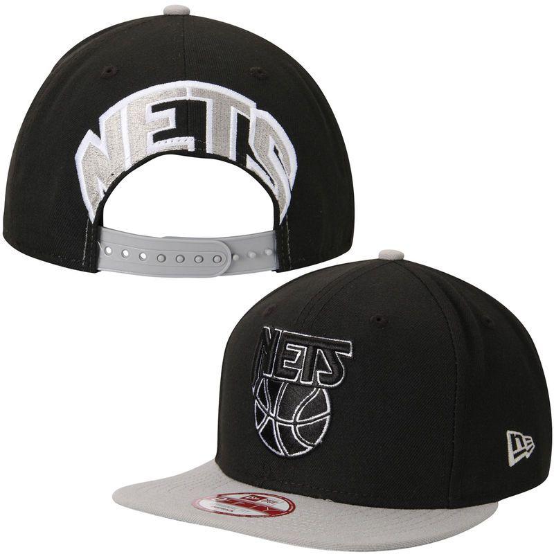 955b2c67b Brooklyn Nets New Era Mark Backer Original Fit 9FIFTY Adjustable Hat ...