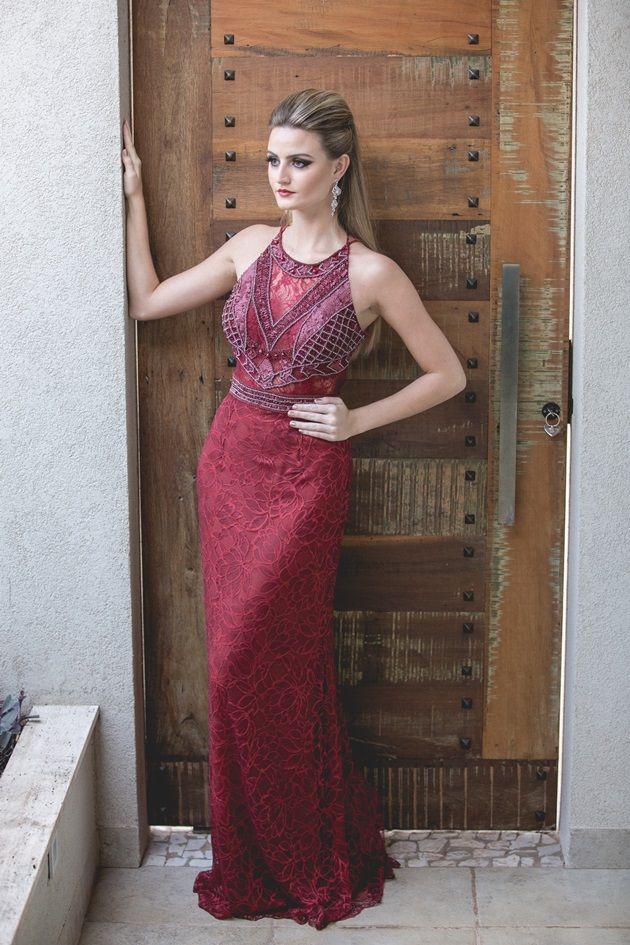 lançamento vestido de festa 2015