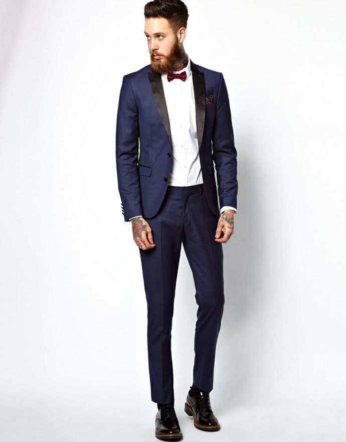 Suit Options For A Stylish Groom