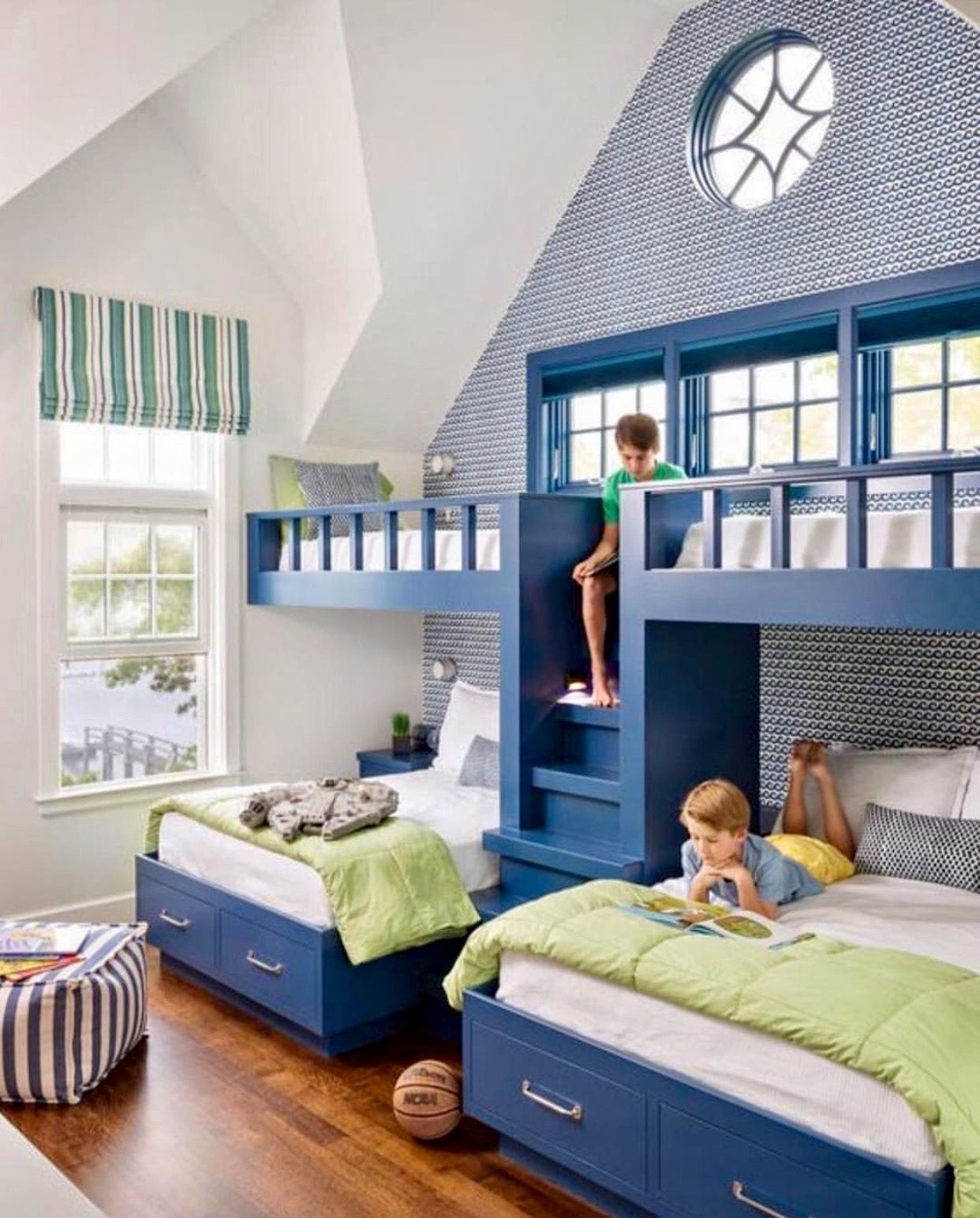 Pin By Lisa Mitchell On Decorating Home Decor In 2018 Bunk Rooms