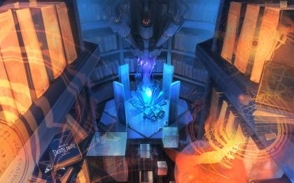 death note indoors room library books machines crystals cubes anime elzheng_www.artwallpaperhi.com_93.jpg (420×262)