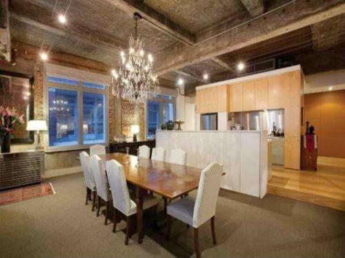 Quintessentialer Umbau das ultimative Lagerhaus Loft - umbau wohnzimmer ideen