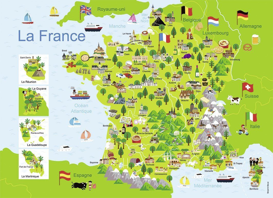 Villes France