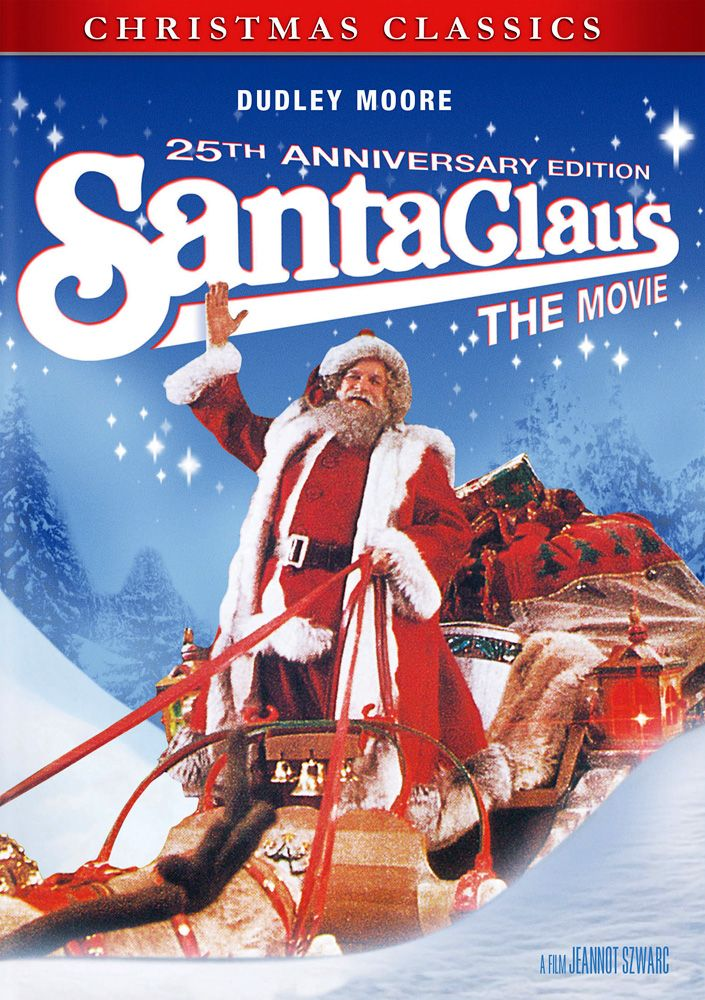 Santa Claus The Movie The Original Released In 1985 I Watched This Movie Every Christmas Growing U Christmas Movies Best Christmas Movies Santa Claus Movie