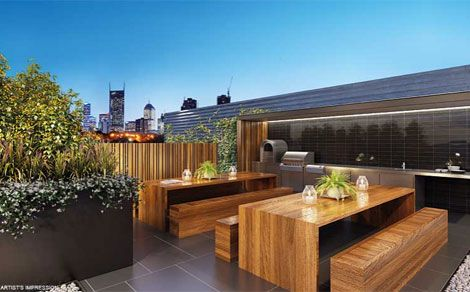 Australand profits up 5% in 'interesting times', with strong demand for Melbourne apartments