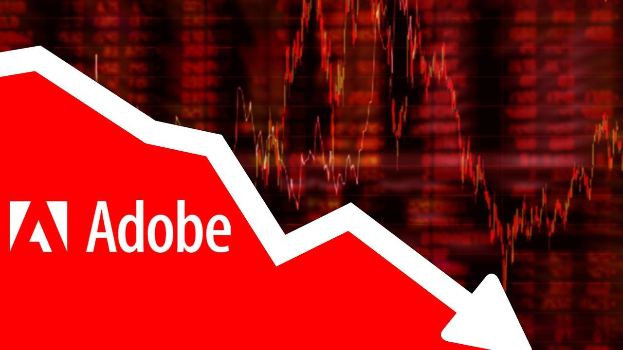 Adobe Systems Incorporated (ADBE) Stock Plummets on Weak Q2