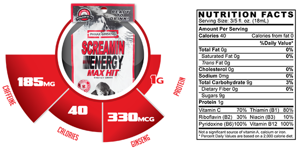 Saving 4 A Sunny Day: Free Energy Drink Sample | deals/coupons ...